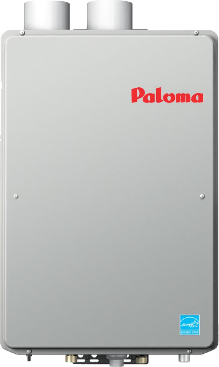 Paloma heater