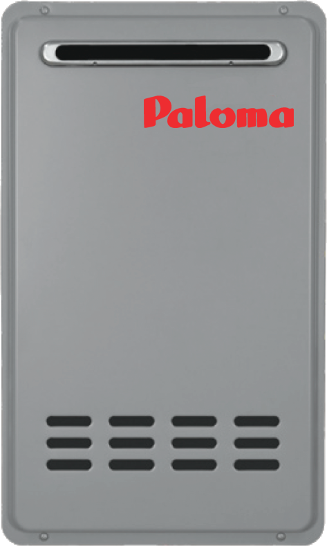 tankless water heater image